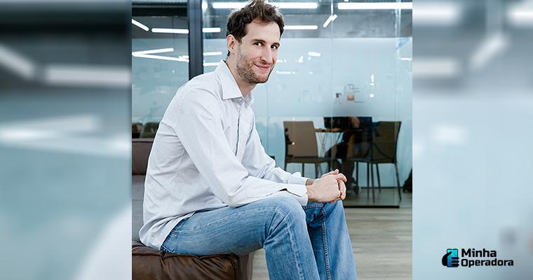 Renato Svirsky, CEO da Guigo TV.