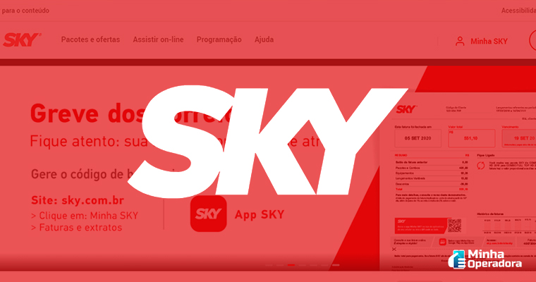 SKY pode ser vendida pela AT&T? Entenda a possibilidade