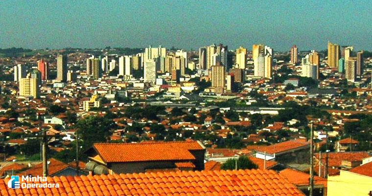 Cidade de Limeira (SP). Imagem: Wikipédia