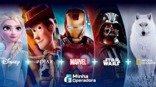 Confirmado! Disney+ chega ao Brasil em novembro
