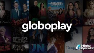Globoplay passa a oferecer novo pacote com 19 canais ao vivo