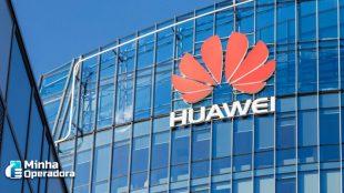 Huawei ativa rede 5G no Brasil