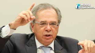 Paulo Guedes defende cobrar imposto da Netflix