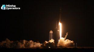 SpaceX lança mais um lote de satélites da constelação Starlink