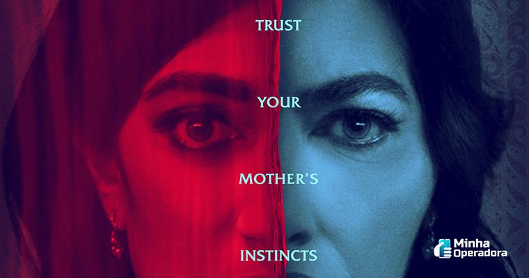 Cartaz do filme Evil Eye, do Amazon Prime Vídeo