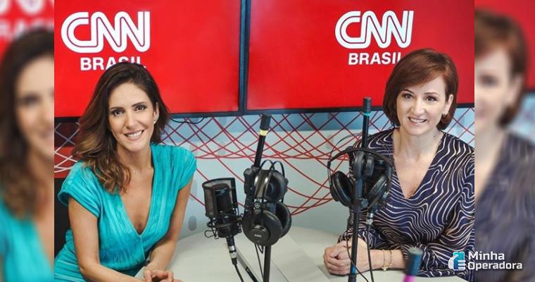 Divulgação CNN Brasil (Instagram)