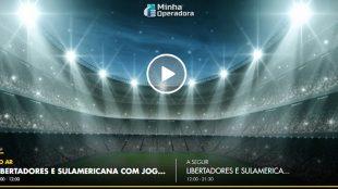 CONMEBOL TV também ganha sinal aberto na Claro net