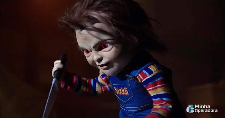 Brinquedo Assassino, estreia do Telecine.