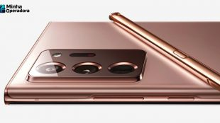 Samsung Galaxy Note20 terá suporte para 5G DSS da Vivo