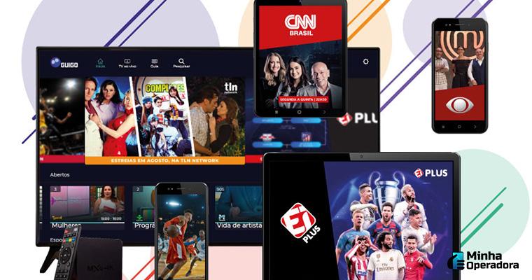Divulgação Guigo TV