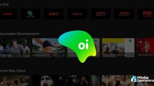IPTV da Oi é lançada em cidades nordestinas