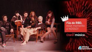 Músicas do RBD chegam ao streaming via Claro Música