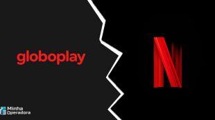 Netflix ainda não vê Globoplay como ameaça