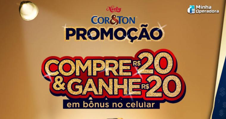 Divulgação Niely Cor & Ton