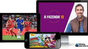 PlayPlus terá exibição 24h de 'A Fazenda 12'; veja como assistir