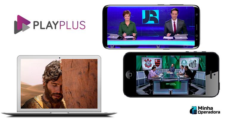 Divulgação PlayPlus