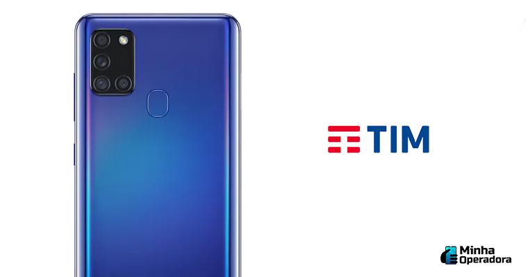 Divulgação Samsung e TIM