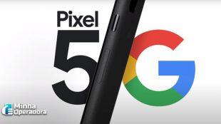 Google lança seu primeiro smartphone 5G