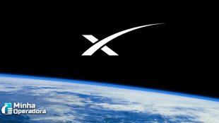 Latência da internet da Starlink já é similar à banda larga dos EUA