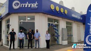 Mhnet Telecom inaugura a sua primeira loja no Centro-Oeste