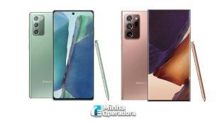 Samsung anuncia os seus primeiros smartphones 5G no Brasil