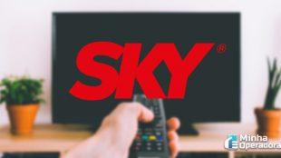SKY realiza substituição de canais em sua grade