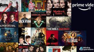 Amazon Prime Vídeo cresce e Netflix tem queda