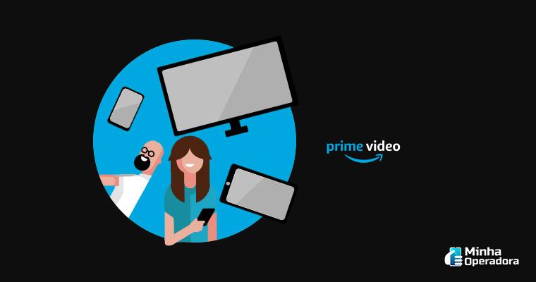 Ilustração - Amazon Prime Vídeo