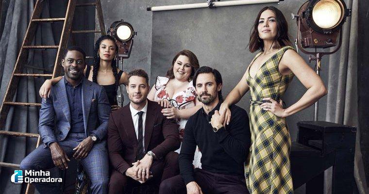 Divulgação NBC Studios. Série This is US, que terá sua quarta temporada liberada no Amazon Prime Vídeo.