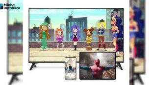 BluTV ganha novo canal e acesso a catálogos de streaming