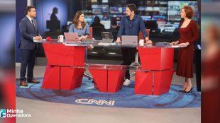 CNN Brasil terá serviço de streaming gratuito