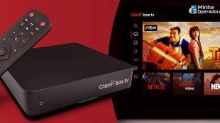 Claro Box TV é lançado com assinatura de R$ 20