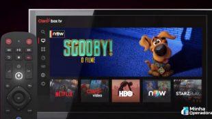 Claro lança 'controle de voz' na TV por assinatura
