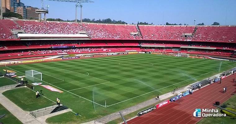 Estádio do Morumbi (Wikimedia Commons)