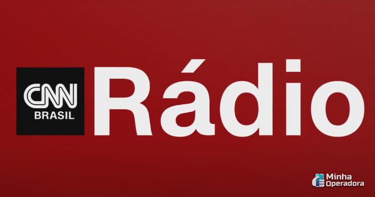 Imagem: Logotipo da CNN Rádio
