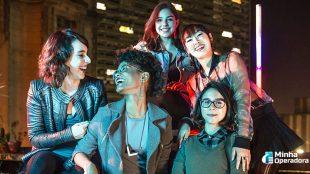 Globoplay divulga seus lançamentos de novembro