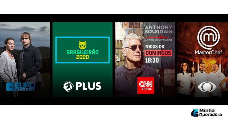 Canais da Guigo TV