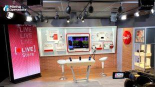 Nova loja da Claro virtualiza experiência física