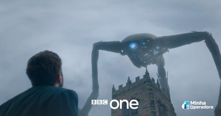 War of the Worlds: A Arte da Guerra, série disponível no SKY Play. Imagem: Divulgação BBC One