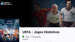 SKY Play libera jogos clássicos da UEFA Champions League