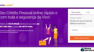 Serviço de crédito pessoal da Vivo ganha data de lançamento