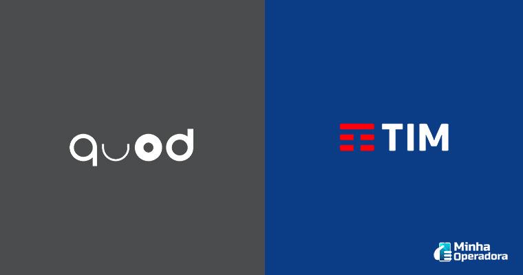 Logo Quod e TIM