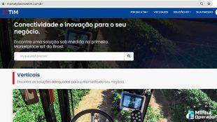 TIM inaugura primeiro marketplace IoT do Brasil