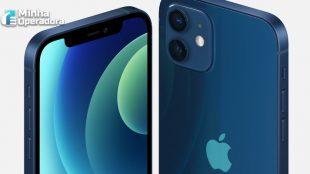 Apple lança o seu primeiro iPhone 5G