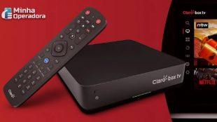Claro Box TV começa a ser vendido em lojas físicas