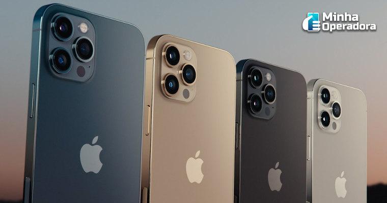 Iphone 12 não conecta ao 5G se o usuário utilizar duas operadoras