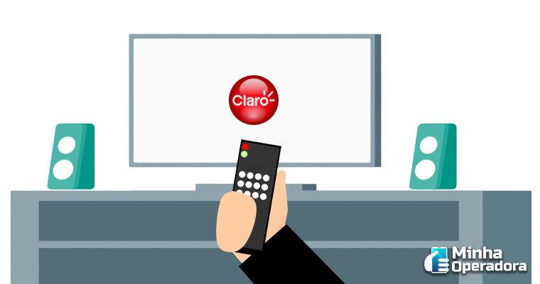 Mais um canal ganha sinal aberto na Claro TV