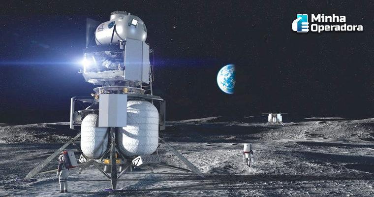 NASA contrata Nokia para implantar rede 4G na Lua