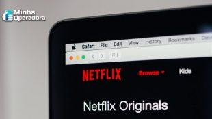 Netflix anuncia reajuste em preços de planos de assinatura
