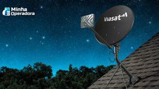 Viasat expande cobertura de internet via satélite para todo Brasil